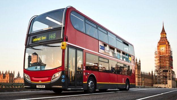 Лондон переведет часть автобусов на кофейное биотопливо