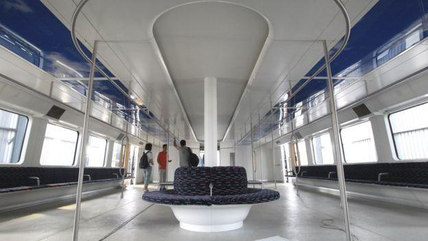 Bus elevado