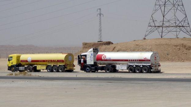 IKBY'den alınan petrol Türkiye için öneme sahip