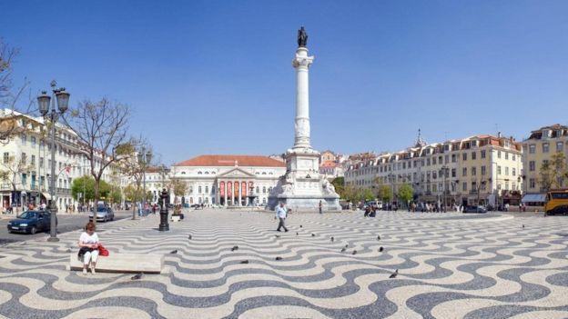 Rossio Meydanı