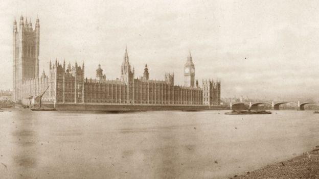 1858年,倫敦