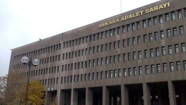 Ankara adliye sarayı