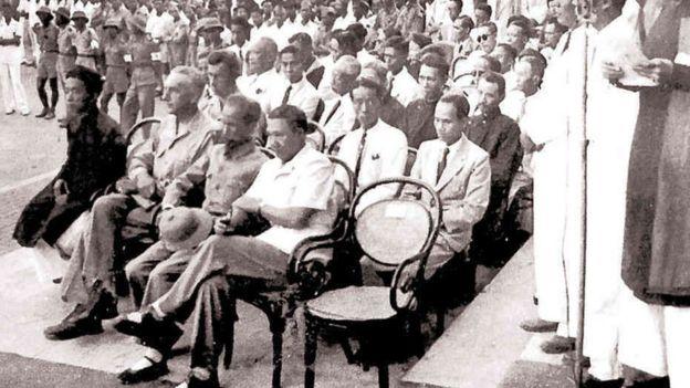 Hồ Chí Minh và công dân Vĩnh Thụy