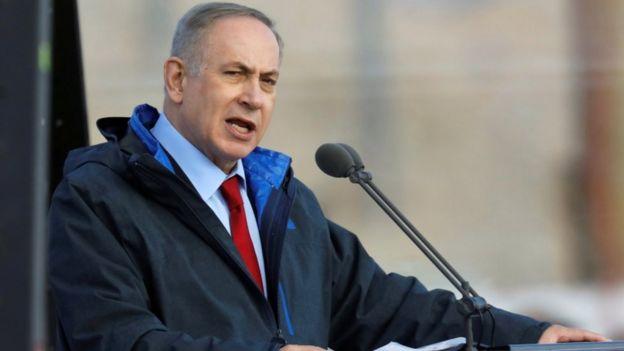مسؤولون إسرائيليون: بنيامين نتنياهو يعمل على حشد دعم القوى العالمية لنصرة اكراد العراق