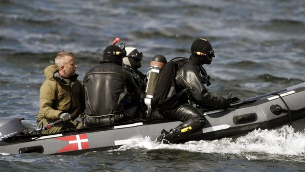 Датская полиция: изуродованное тело принадлежит пропавшей журналистке