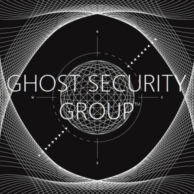 Ghost security logo