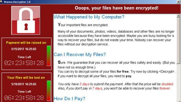WannaCry病毒入侵事件