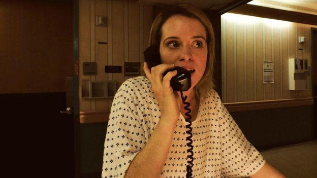 الممثلة كلير فوي