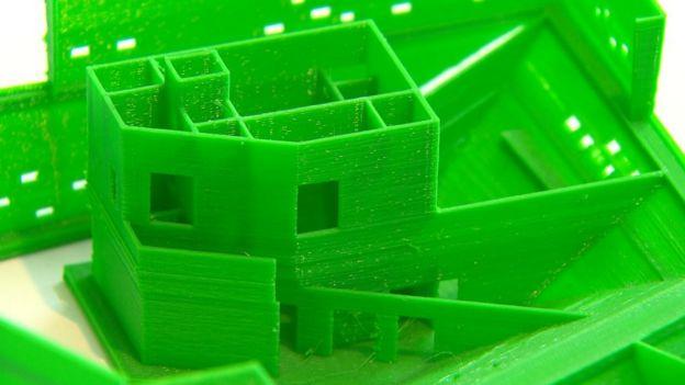 3D printing of museum