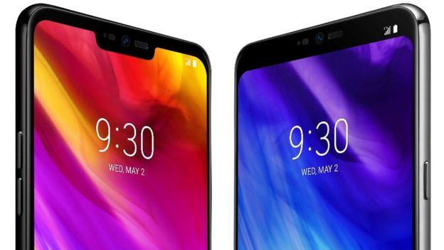 LG will apparently only use OLED displays on its V-series smartphones