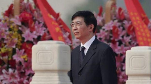 Wang Huning,