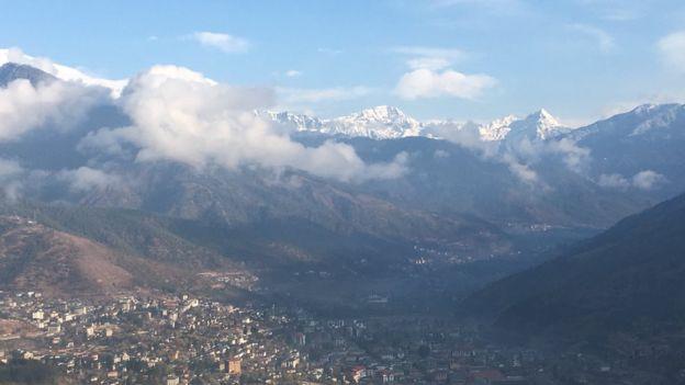 Timbu, Bhutan