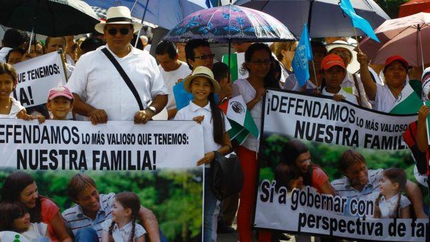 Manifestación en Guadalajara