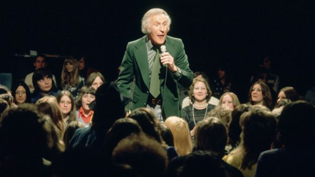 Sir Bruce Forsyth on Top of the Pops
