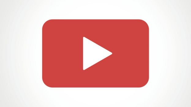 Triángulo que identifica al formato de video.