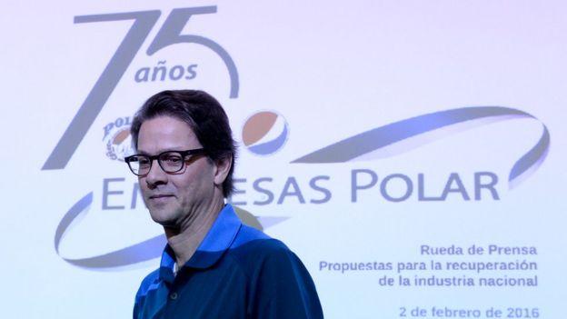 Lorenzo Mendoza.