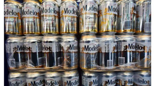 Cerveza Modelo