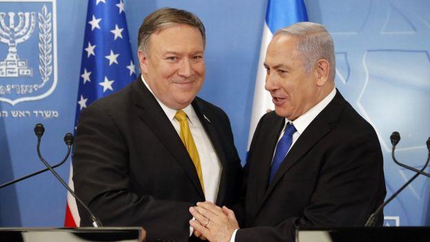 سخنرانی آقای نتانیاهو پس از رایزنی با مقام های آمریکایی انجام شد