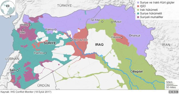 Suriye Irak