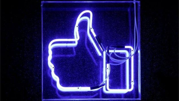 Кнопка Фейсбука