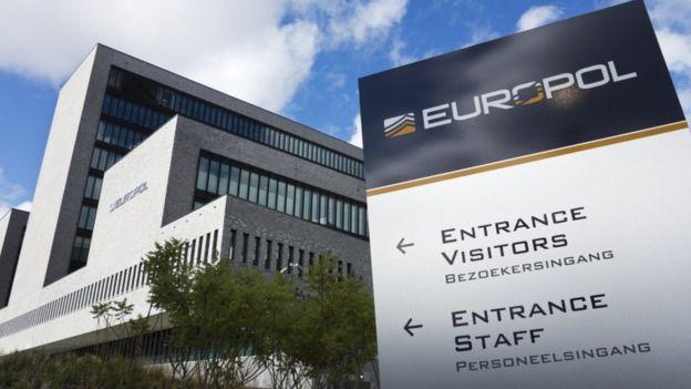 Sede central de Europol