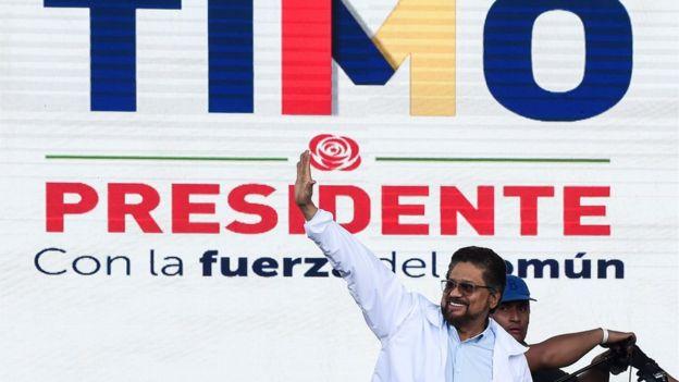 Campaña FARC