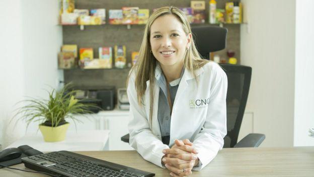 Adriana Alvarado, de CNC Costa Rica