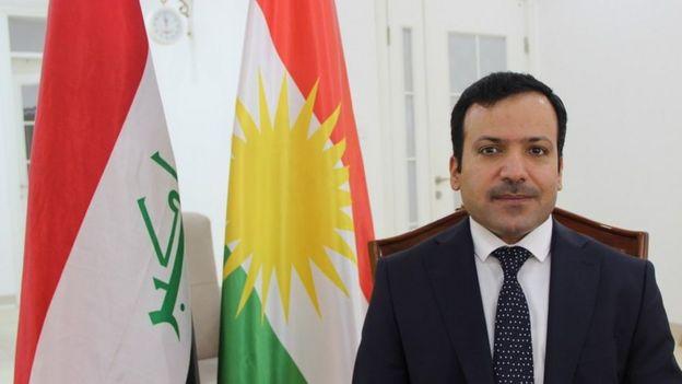 Goran partili Meclis Başkanı Yusuf Muhammed, Süleymaniye'de BBC Türkçe'nin sorularını yanıtladı.