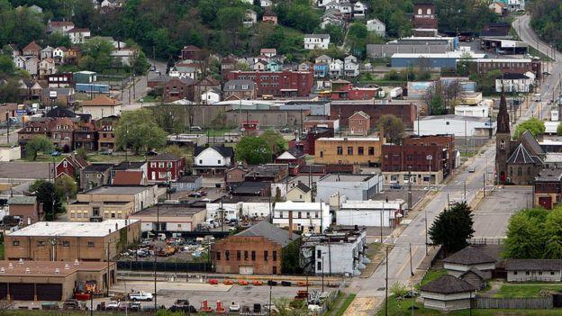 The Ohio steel town