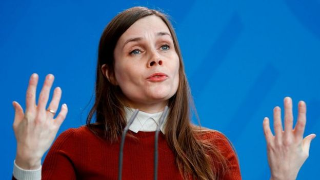 Katrín Jakobsdottir