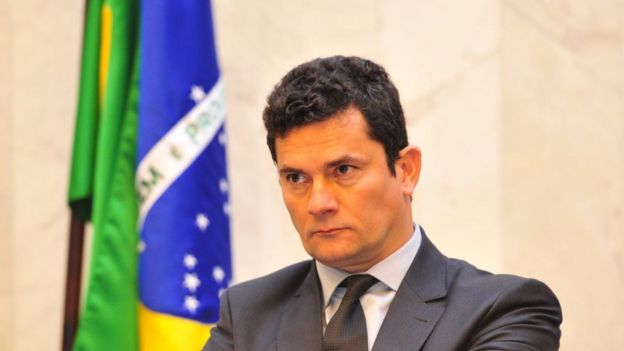 O juiz federal Sergio Moro