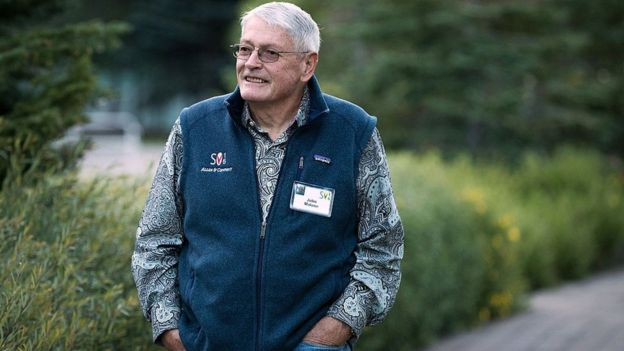 Liberty Global chairman John Malone