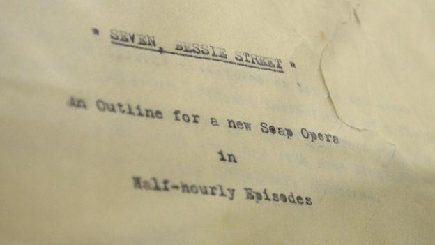 Tony Warren script
