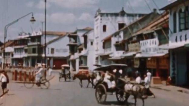 Cuplikan video <a href='http://medan.tribunnews.com/tag/jakarta' title='Jakarta'>Jakarta</a> 1941.