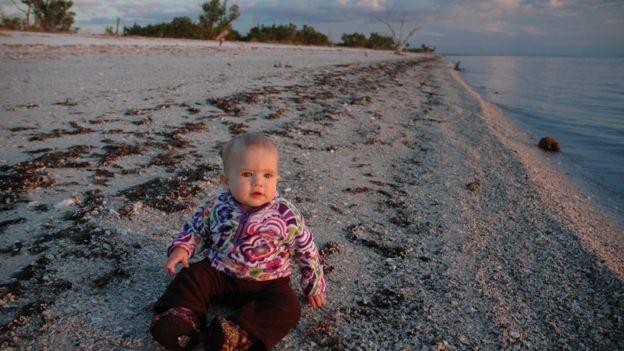 اسکایلا مینز، در دورافتاده ترین نقطه فلوریدا