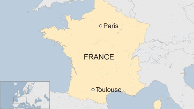 three chinese students injured in car attack in toulouse france. Black Bedroom Furniture Sets. Home Design Ideas