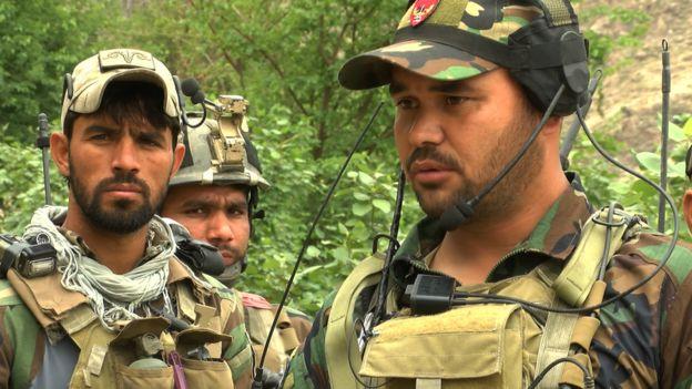 سربازان نیروهای ویژه