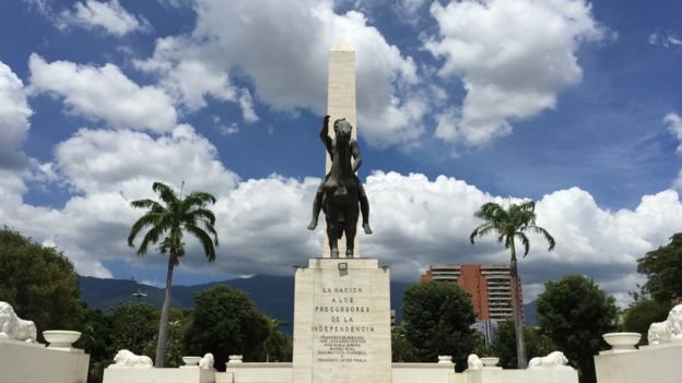 El Monumento a los Precursores