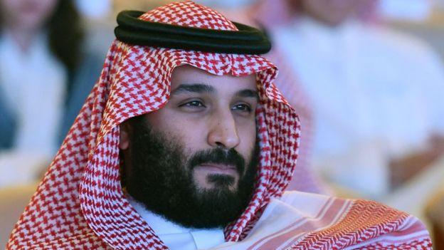 Pangeran Mohammed bin Salman
