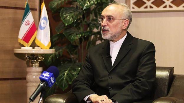 رئیس سازمان انرژی اتمی ایران پیشتر گفته بود در صورتی که آمریکا برجام را به هم بزند 'قطعا آنان را غافلگیر خواهیم کرد'
