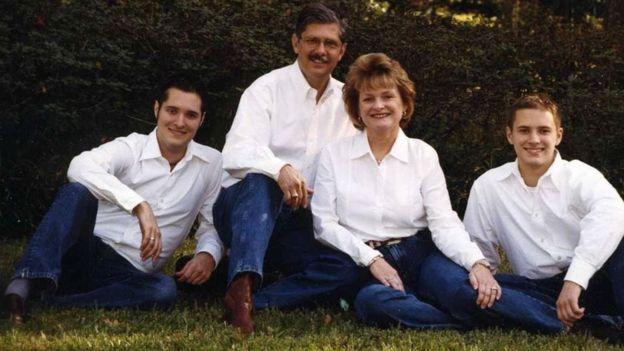 The Whitaker family