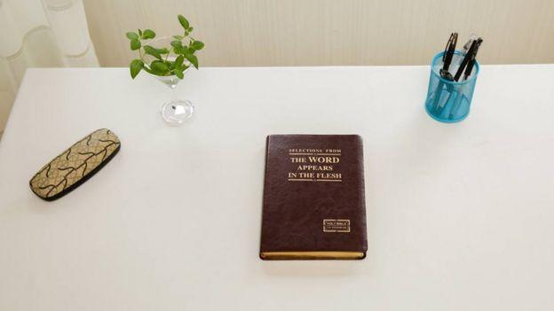 biblia china