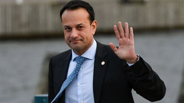 Taoiseach (Irish Prime Minister) Leo Varadkar