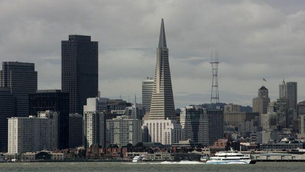 Skyline de San Francisco, California