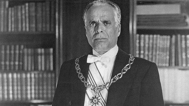 Habib Burguiba.