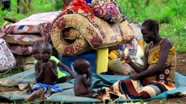 Wakimbizi wafurushwa kutoka makwao msimu huu nchini Sudan Kusini