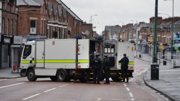 Image result for bomb disposal in belfast