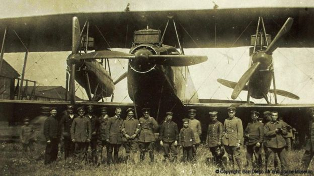 Zeppelin-Staaken R.VI,