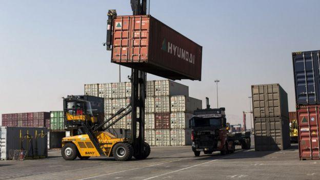 İran ticaret