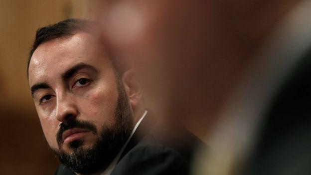 Alex Stamos, exjefe de Seguridad de la Información en Facebook